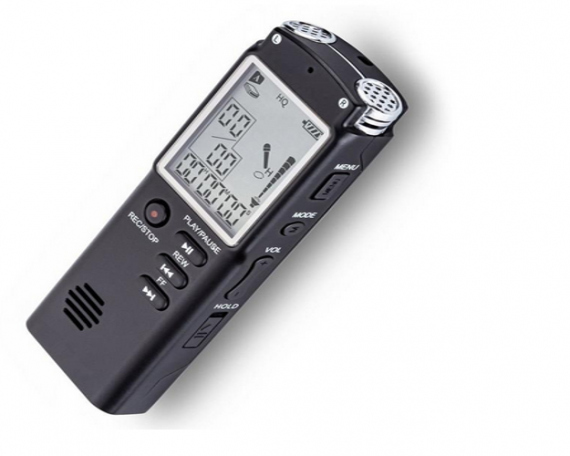 a spy voice recorder